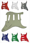 Guitar Pickguard 3 Ply 11 Hole Scratchplate For Fender Strat Stratocaster Color