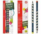 Stabilo EASYGraph Graphite 3.15 HB Grip Pencil - Right or Left - Twin Pack