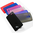 Matte Gel Rubber TPU Case Cover for LG G4, F500K F500L F500S H818 H818N LS991