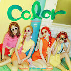 MELODY DAY - COLOR (1st Mini Album) CD+Photobook+Photocard+Poster