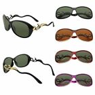 Unisex Vintage Retro Women Men Glasses Aviator Lens Sunglasses Fashion