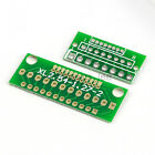 10pcs 1.27mm 2.0mm 2.54mm 8pin 12pin Adapter Plate for Wireless Module