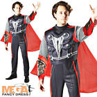 Deluxe Thor Costume Mens Muscle Superhero Adult Avengers Fancy Dress Costume