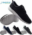 NEW MENS RUNNING TRAINERS CASUAL LACE UP SHOES ROSHE LIGHTWEIGHT GYM SPORTS SIZE