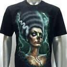 r194 Rock Eagle T-shirt Sz M L XL XXL XXXL Tattoo Lady Cotton Spider Thunder Men