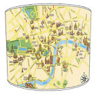Lampshades Ideal To Match Historical London Tube City Map London Design Cushions