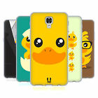 HEAD CASE DESIGNS KAWAII DUCK SOFT GEL CASE FOR LG PHONES 2
