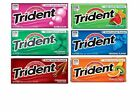 Trident Chewing Gum 12 ~ 24 ~ 36 or 48 Packs