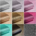 SPARKLE GLITTER WALLPAPER MURIVA FEATURE WALL - PINK GOLD SILVER BLACK TEAL