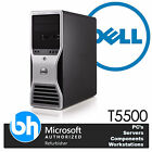 Dell T5500 Customisable Hex Core Intel Xeon DDR3 RAM HDD OS GFX Card Workstation