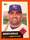 2016 Topps Archives 5x7 KENDRYS MORALES #03/49 Made 1953 Design ROYALS #6