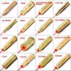 Red Dot Laser Brass  Cartridge  Sighter Boresight For Gun Scope