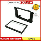 CT24IV03 Iveco Daily 2007-2014 Double Din Car Stereo Fascia Adaptor Frame Only