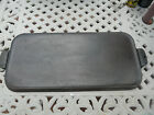 VINTAGE GRISWOLD # 9 CAST IRON RECTANGLER GRIDDLE