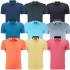 46% OFF RRP Callaway Golf Mens X Range Contrast Collar Opti-Stretch Polo Shirt