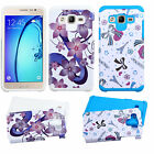 For Samsung Galaxy On5 G550 Astronoot HARD Hybrid Rubber Silicone Case Cover