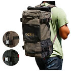 Men's Vintage Canvas Backpack Travel Sport Rucksack Satchel School Hiking Bag