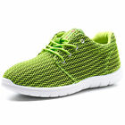 Alpine Swiss Kilian Mesh Sneakers Casual Shoes Mens &amp; Womens Lightweight Trainer <br/> Fit is True to Size - Half Sizes Round Up