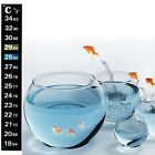 1/5/10pcs Digital Dual Scale Aquarium Fish Tank Thermometer Temperature Sticker