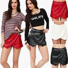 New Fashion Womens Lady Korean Sweet Tiered Pants Skirts Shorts Skorts Short Hot