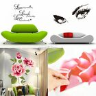 S0BZ New DIY Removable Art Vinyl Quote Wall Sticker Decal Mural Home Room Decor