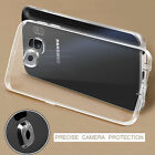 Ultra Thin Shockproof TPU Protector Camera Case For Samsung Galaxy S6/S7 Note5