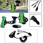 360° GRIP GO CAR WINDSCREEN SUCTION WITH CAR CHARGER FOR 2015/2016 SMART PHONES
