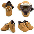Warm Newborn Baby Toddler Boys Velvet Ankle Boots Leather Crib Shoes Sneakers