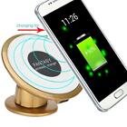 Qi Wireless Charger Dock Car Holder Charging Pad For Samsung Galaxy S7 /Edge LG