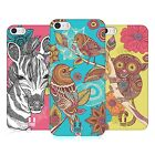 HEAD CASE DESIGNS FANCIFUL INTRICACIES HARD BACK CASE FOR APPLE iPHONE 5 5S SE
