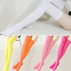 CHIC New Women Students Summer Skidproof High Over Knee Long Socks Stocking Tube