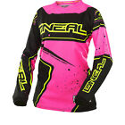 Oneal Element 2017 Racewear Ladies Motocross Jersey O'Neal Womens Dirt Bike Top