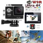 New W9R 2.0 Inch WiFi Ultra HD 4K Sport Action Camera Waterproof Remote Control
