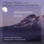 1 CENT CD Moonlight Sonata - Mother Nature & The London Symphony Orchestra