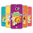 HEAD CASE DESIGNS PEBBLES AND THE PIPSQUEAKS COVER MORBIDA IN GEL PER HTC 10