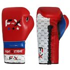 F2X Gel Leather Sparring Boxing Training Kick Gloves Bag Mitts UFC MMA Muay Thai