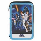 Star Wars A New Hope Retro Filled School Stationery Pencil Case Set SR71763