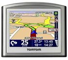 Tom Tom One V3 GPS Navi Satellite Navigation UK ROI Zerkratzt
