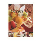 PME Les décors fins [French] Instruction Book on Baking Decorations