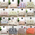 New Flower Pattern Stretch Elastic Sofa Couch Slip Covers Protector 1 2 3 Seater