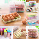 Single Layer Refrigerator Food Airtight Storage Container Plastic Box For Eggs