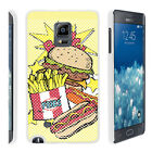 For Samsung Galaxy Note Edge N915 Case Hard Snap On 2 Piece Shell Unique Designs