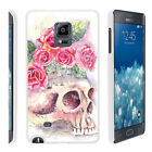 For Samsung Galaxy Note Edge N915 Case Hard Snap On 2 Piece Shell Punk Skulls
