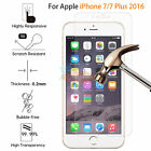Premium Real Tempered Glass Screen Protector Film For iPhone 7/ iPhone 7 Plus