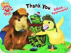 Wonder Pets Thank You Notes 8pcs Party Supplies
