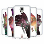 HEAD CASE DESIGNS HAND GESTURE NEBULA SOFT GEL CASE FOR LG PHONES 2