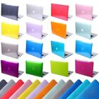 Clear Tint Plastic Hard Shell Snap Case Protective Clip Cover for MacBook Air 13