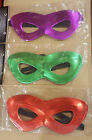 Adult Halloween Eye Masks-Set of 3