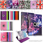 Shockproof Leather 360° Degree Rotating Stand Protective Case Cover APPLE iPad