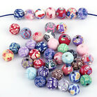 HOT SALE Craft 10mm/8mm Necklace Polymer Clay Jewelry Bracelet Beads DIY